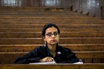 Mahienour el Masry - Menschenrechtsverteidigerin - Februar 2019